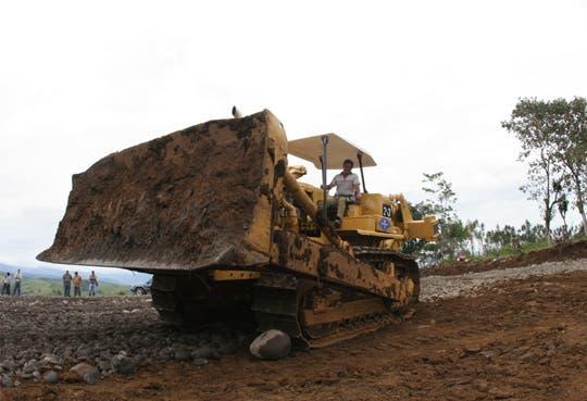 Aprobados $43 millones para ruta a San Carlos