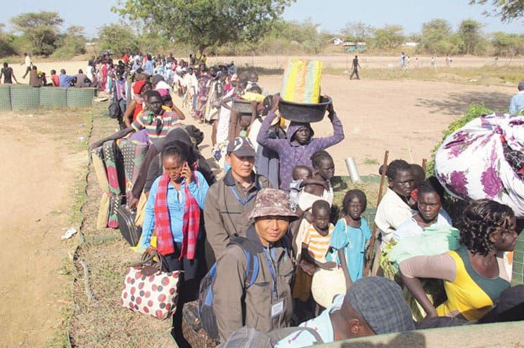Se extiende lucha en Sudán del Sur