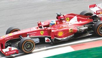Alonso escoge el 14