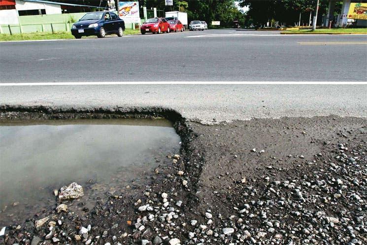 Préstamo para carreteras aún sin resultados
