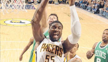 Pacers confirman favoritismo