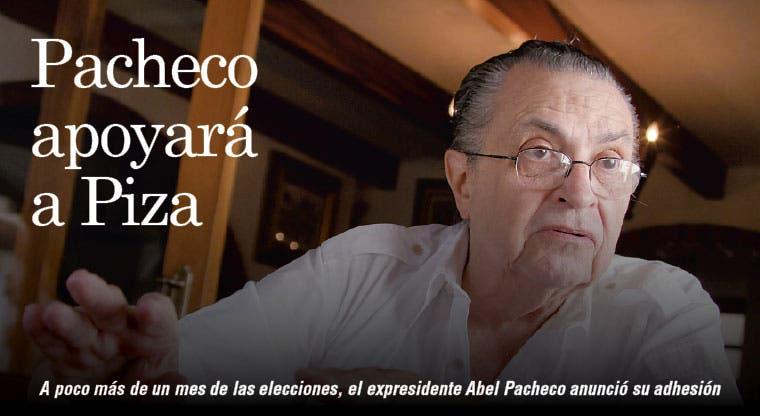 Pacheco vuelve a confiar en un hombre del PUSC