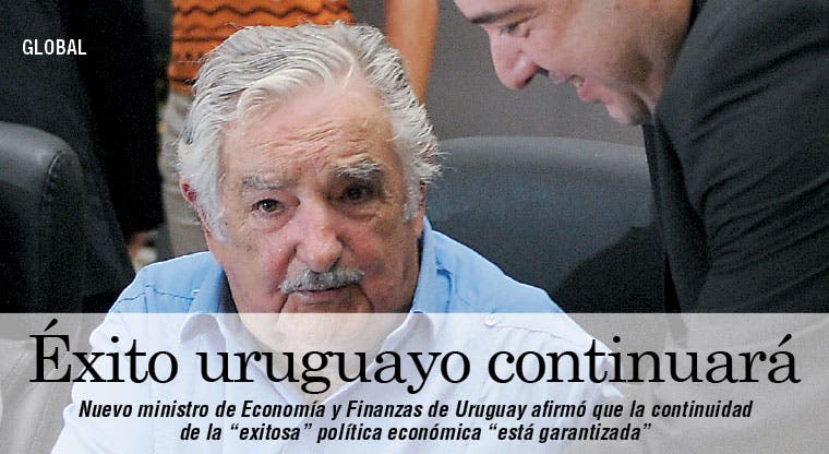 Uruguay reafirma línea económica