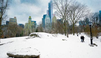 Tormenta de nieve deja sin electricidad noreste de EE.UU.