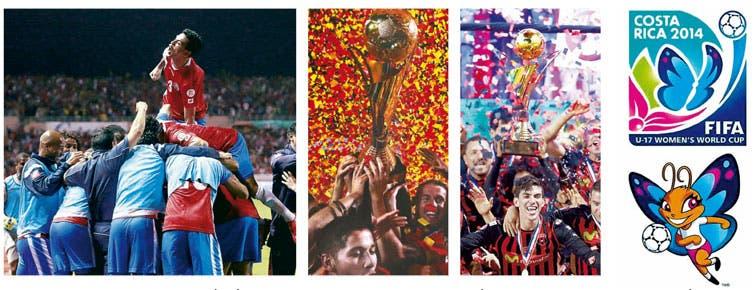 El fútbol deparó alegría