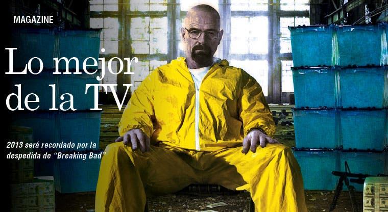 Las diez series de televisión de 2013