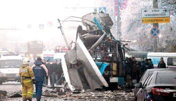 Rusia presa de miedo por atentados