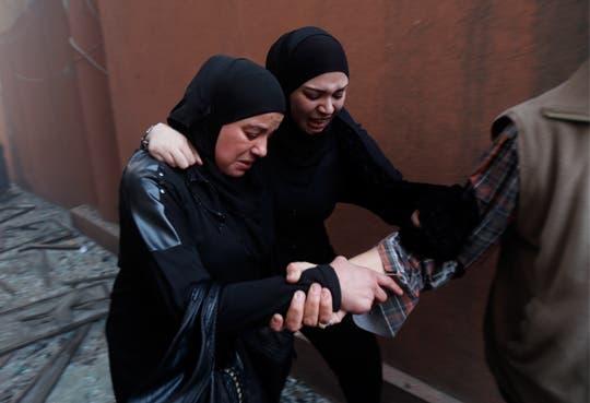 Ban condena atentado en Beirut
