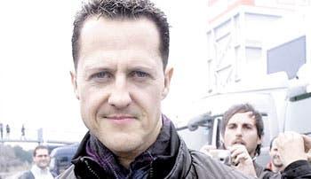 Schumacher, un cumpleaños agrio