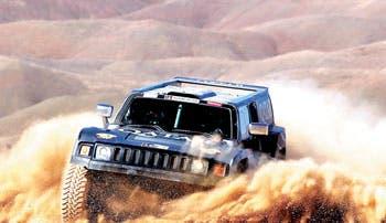 Ansias por el Dakar