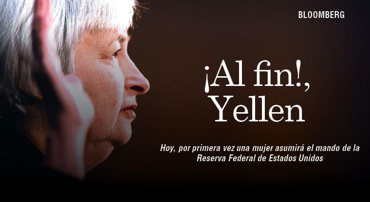 ¡Al fin!,  Yellen