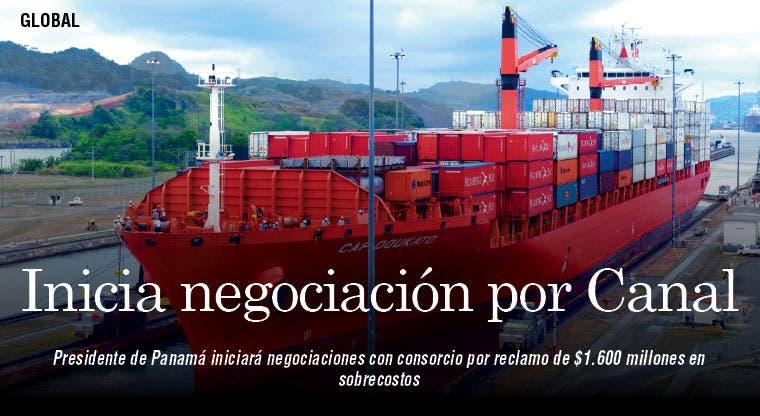 Ampliación de Canal entra en negociación