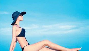 Cuide su piel en verano