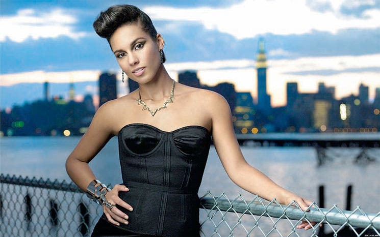 Blackberry prescinde de Alicia Keys
