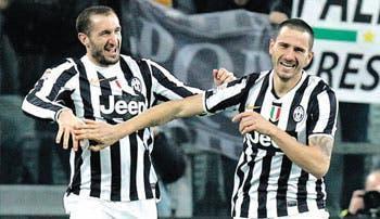 Juventus amarra la Liga