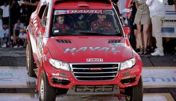 ¡Arrancó Dakar!