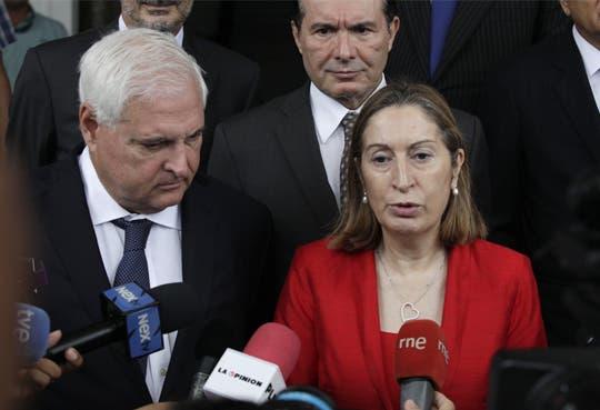 Acuerdo evita detener ampliación del Canal de Panamá