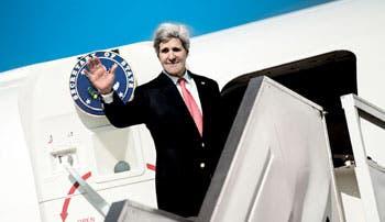 Gira de Kerry por Oriente Medio no deja acuerdo de paz