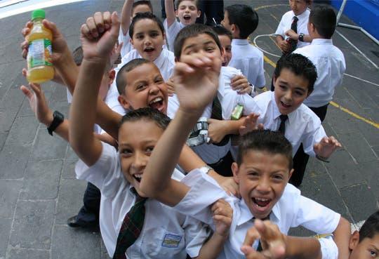 Ahorro escolar para 11 mil personas