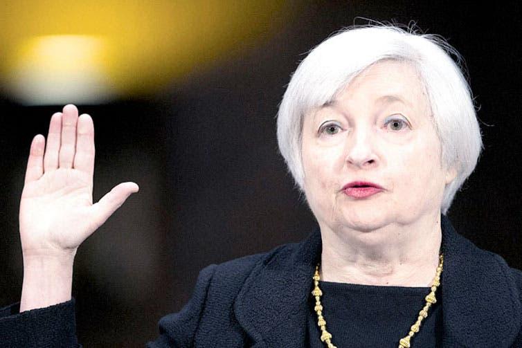 Escaso apoyo a Yellen refleja politización de la Fed
