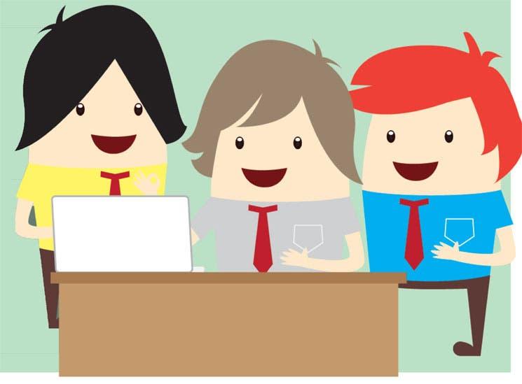 Cuídese de empezar una compañía con sus compañeros