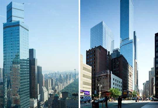 El más alto Hotel en New York