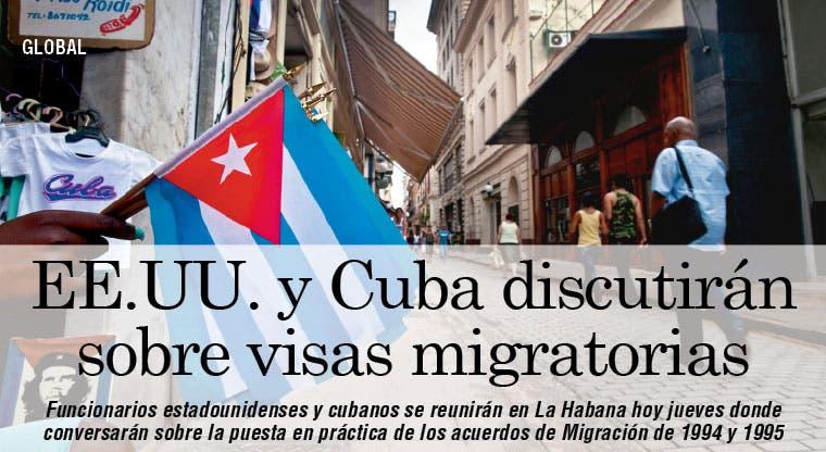 EE.UU. y Cuba se acercan por visas migratorias