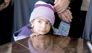Familias huyen de nuevos conflictos en Irak