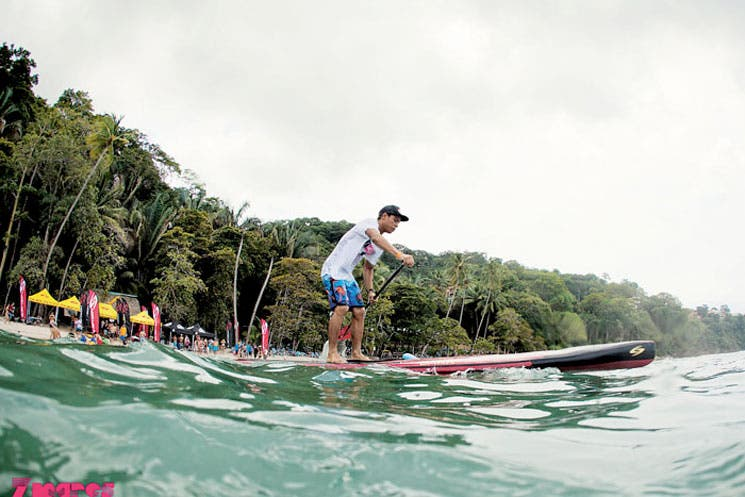 Surf de remo arranca temporada