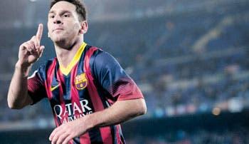 Messi reaparece y brilla