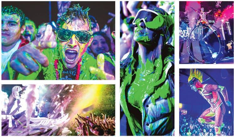 Festival mezclará arte circense y música electrónica