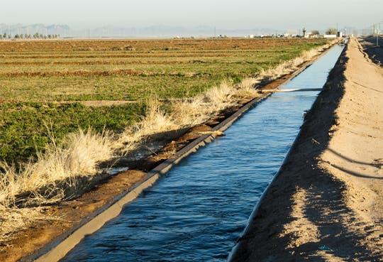 Productores se beneficiarán con canal de riego