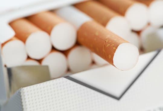 Decomisan 2 millones de cigarrillos