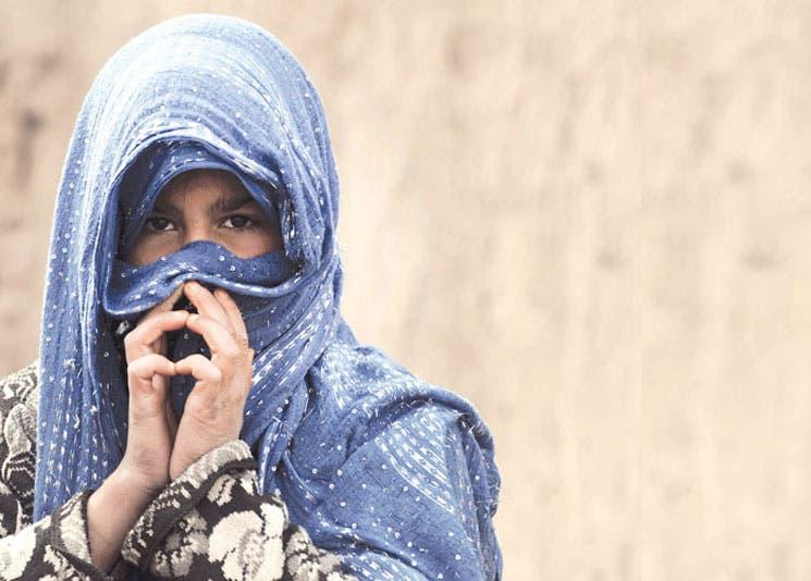 Afganas buscan su velo virtual de Internet