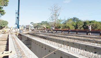 Carretera Cañas - Liberia concluirá a medias este año