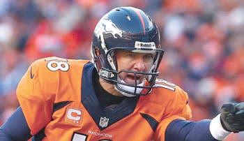 Los bravíos Broncos