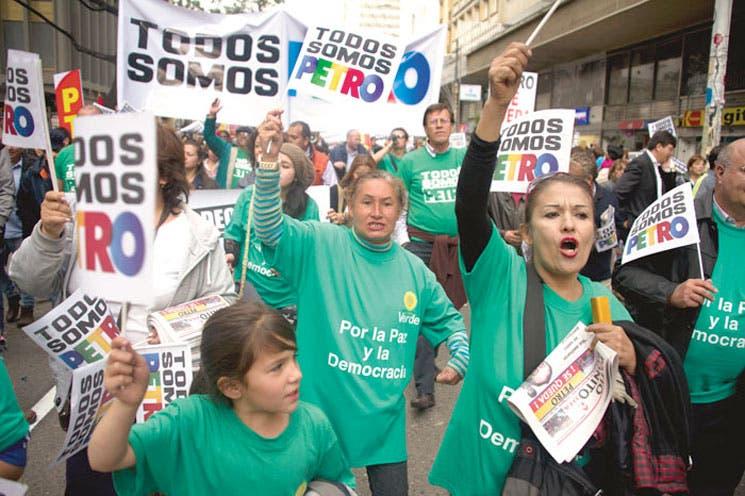 Alcalde de Bogotá dependerá de Santos