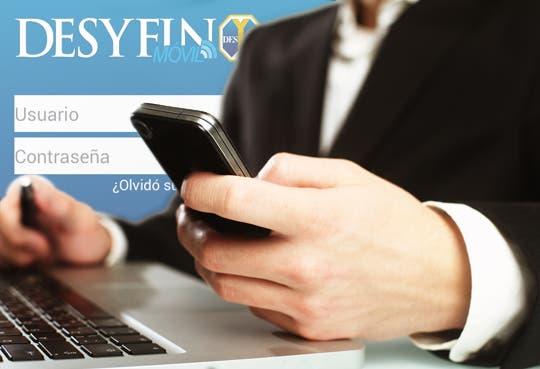 DESYFIN estrena aplicación móvil