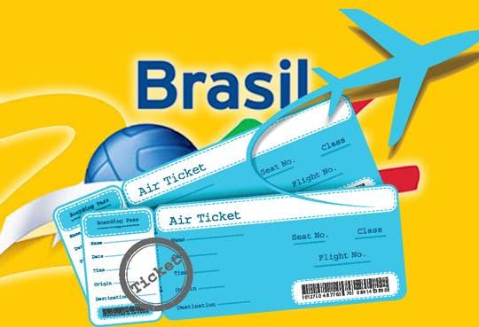Avianca Brasil anuncia precios máximos para Mundial