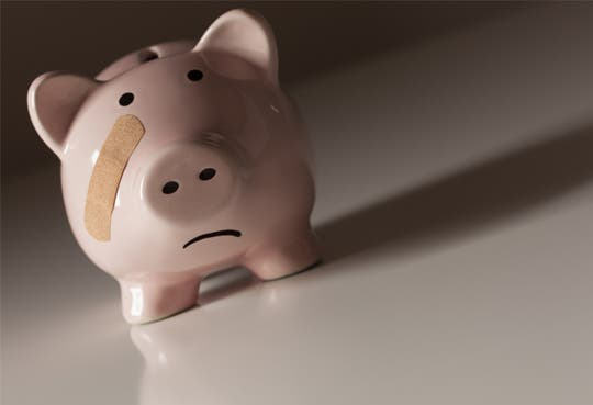 Menos ganancias para bancos