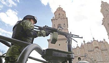 Fuertes enfrentamientos en inicio de desarme de Michoacán