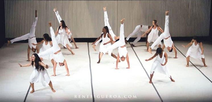 14 bailarines derrocharán talento en el Cenac