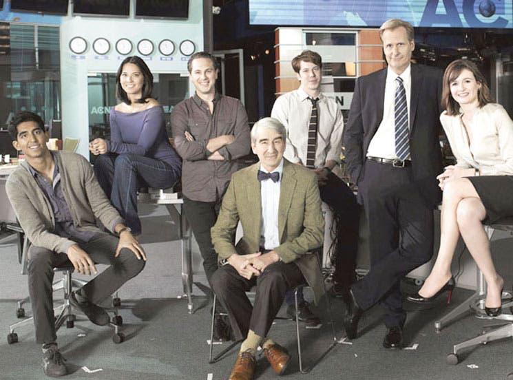 """La tercera temporada de """"The Newsroom"""" será la última"""