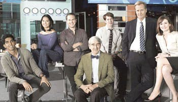 "La tercera temporada de ""The Newsroom"" será la última"