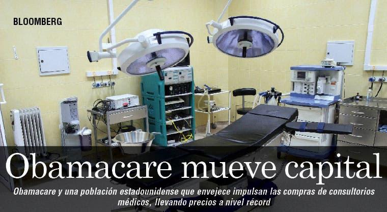 Obamacare impulsa consultorios y quirófanos