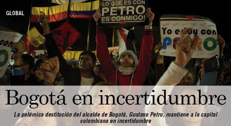 Alcalde Petro crea incertidumbre en Bogotá