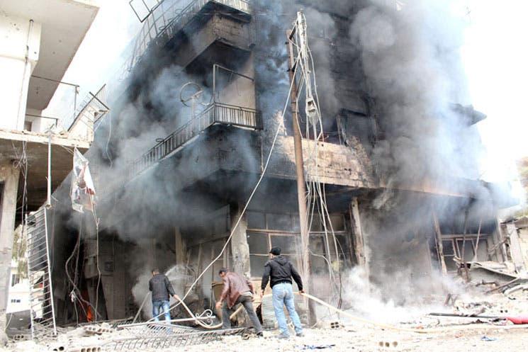 Cuerpos secretos de Occidente dialogan con Siria