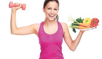 El ejercicio influye en su apetito