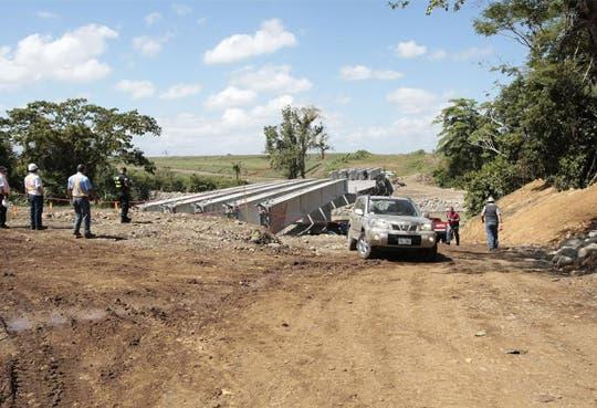 Pronto San Carlos con carretera nueva