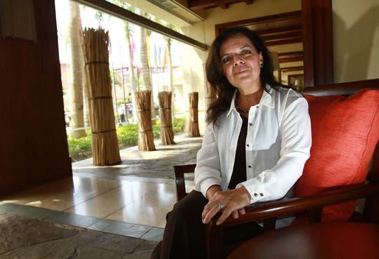 Reelecta Presidenta en Turismo
